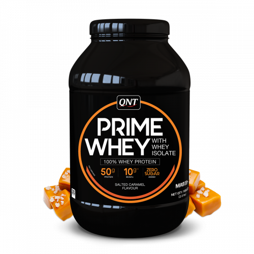 PRIME WHEY Salted Caramel...