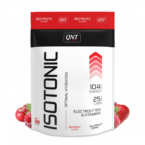 ISOTONIC POWDER Red Fruits...