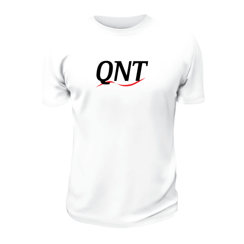 QNT T-Shirt white XL